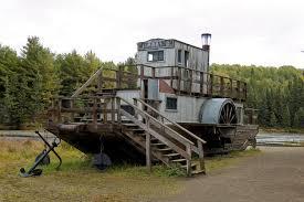 algonquin Logging Museum