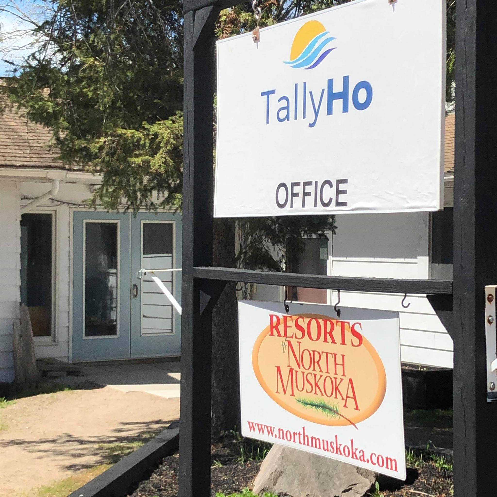 tally ho office